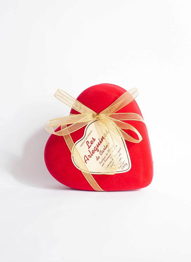 Arlequines - Boite Coeur